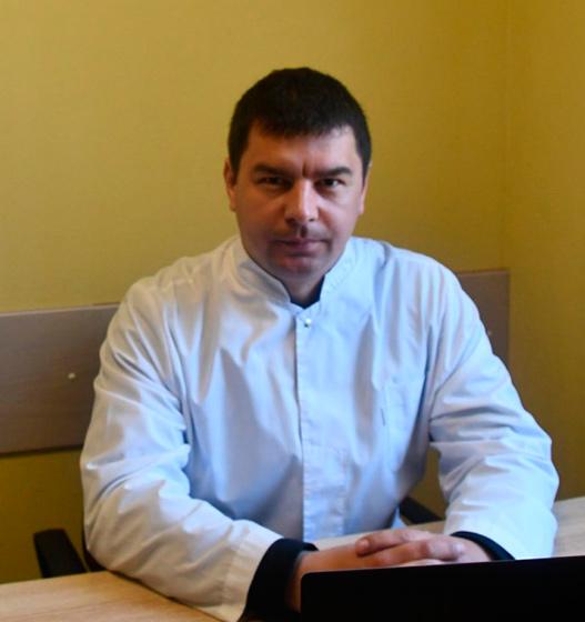 Сергей Николаевич Солдатенко , травматолог - Минск